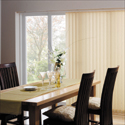Vertical blinds with free on-site measuring & installation